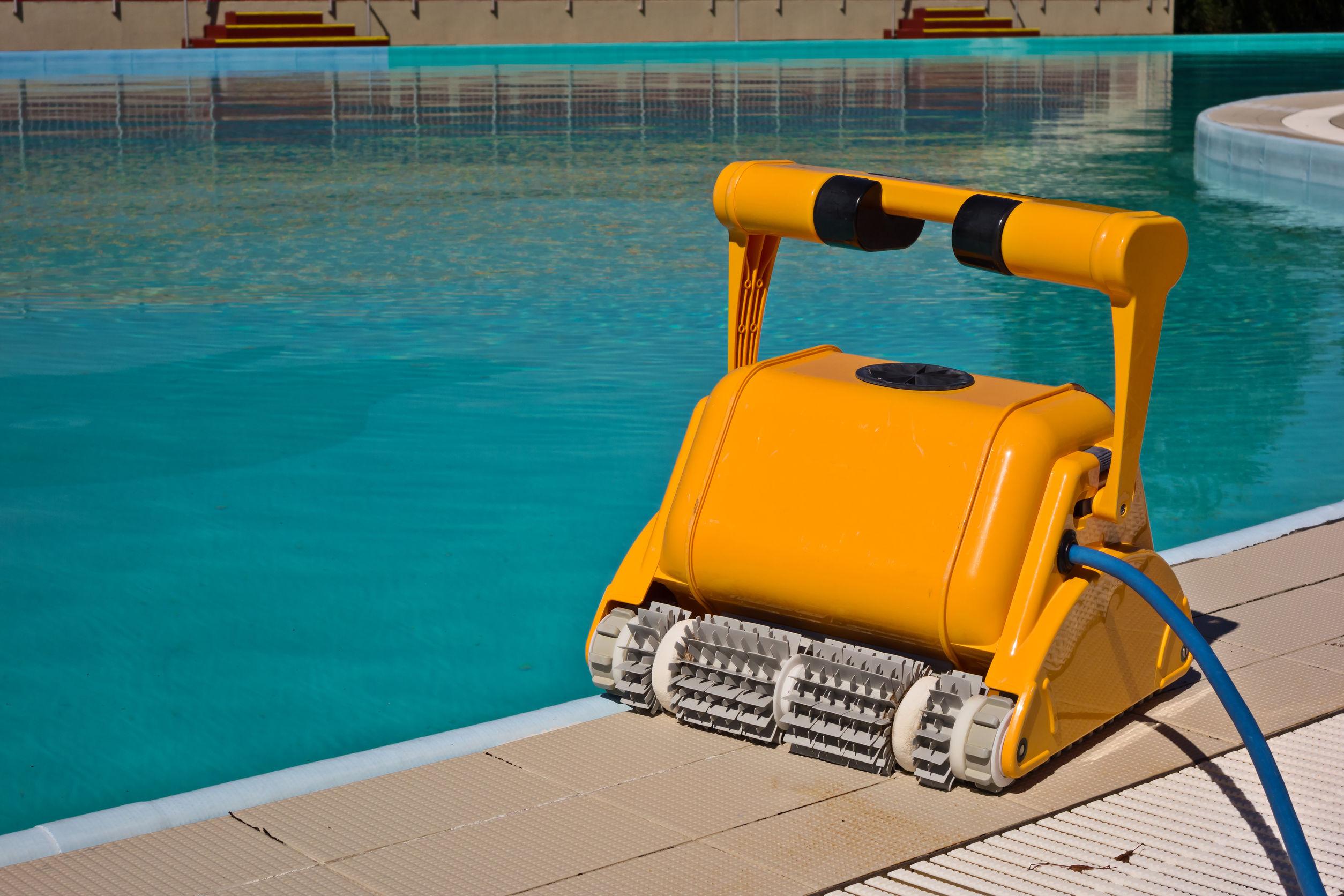 Limpiafondos de piscina