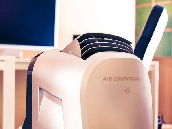 Aire acondicionado portátil sin tubo