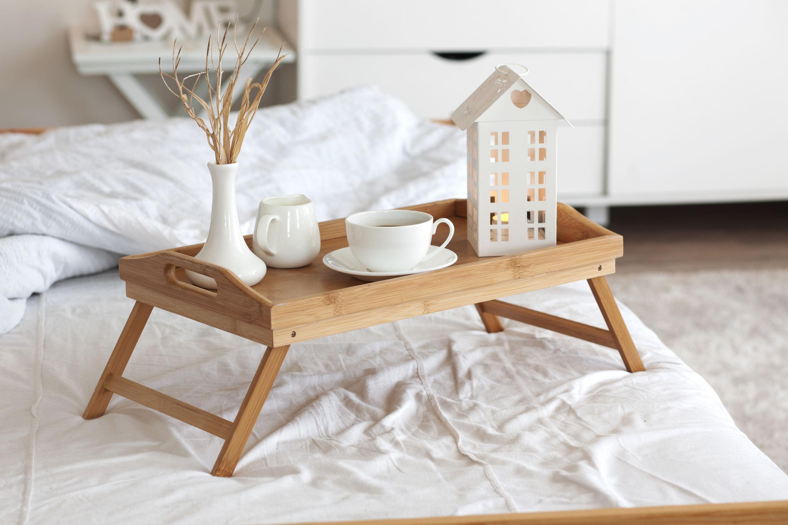 mesas para cama destacada