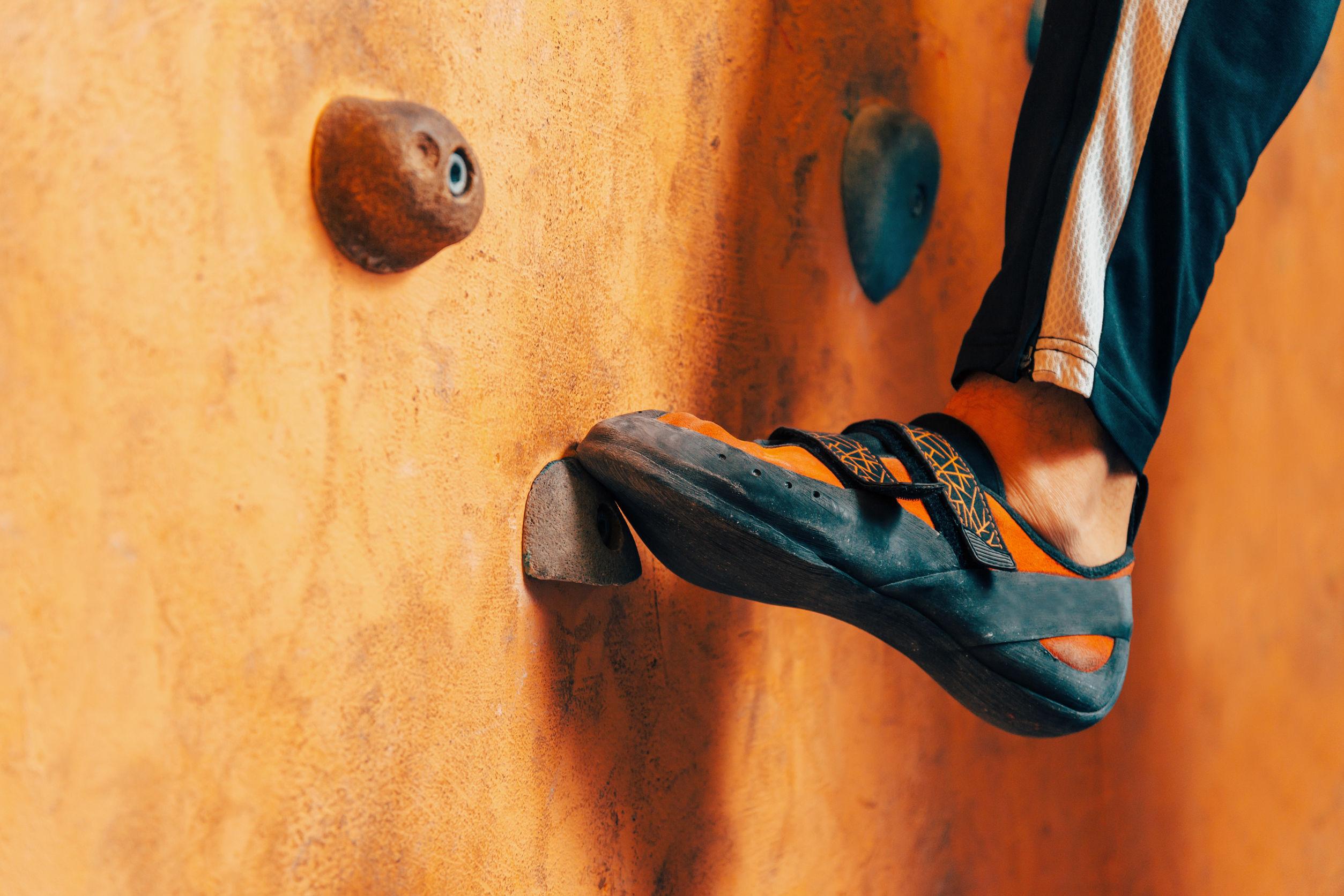 Zapatos-de-escalada