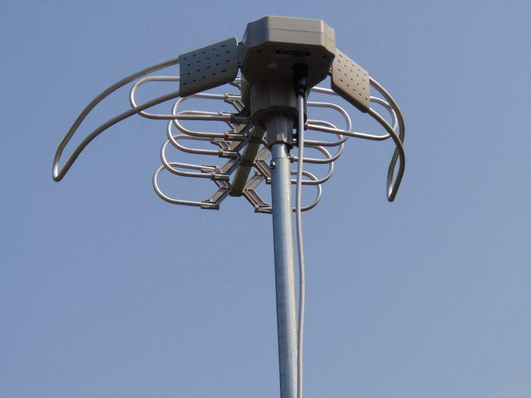 Foto de antena