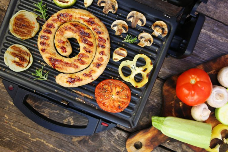 Vegetales en plancha