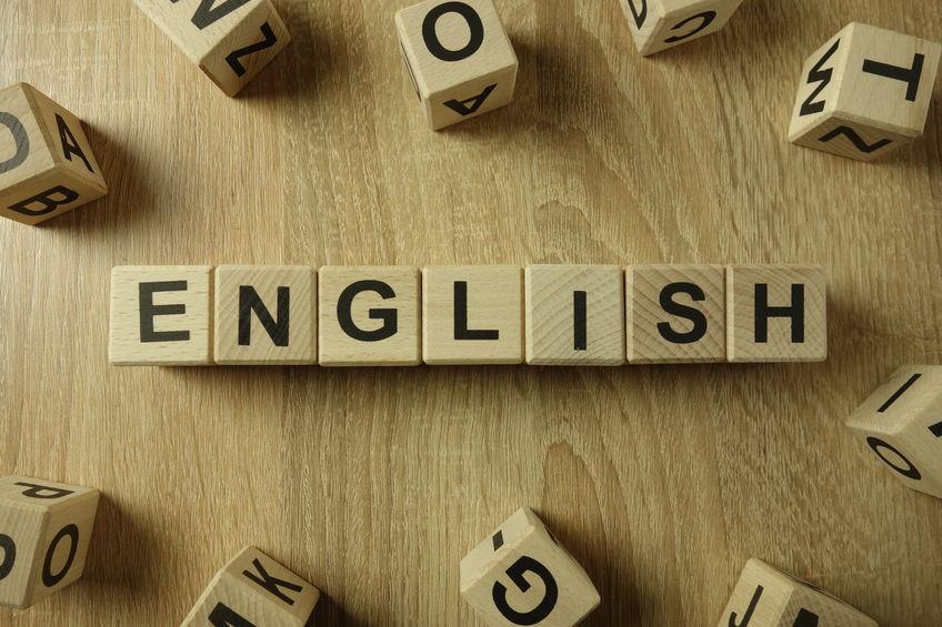 Letras formando palabra