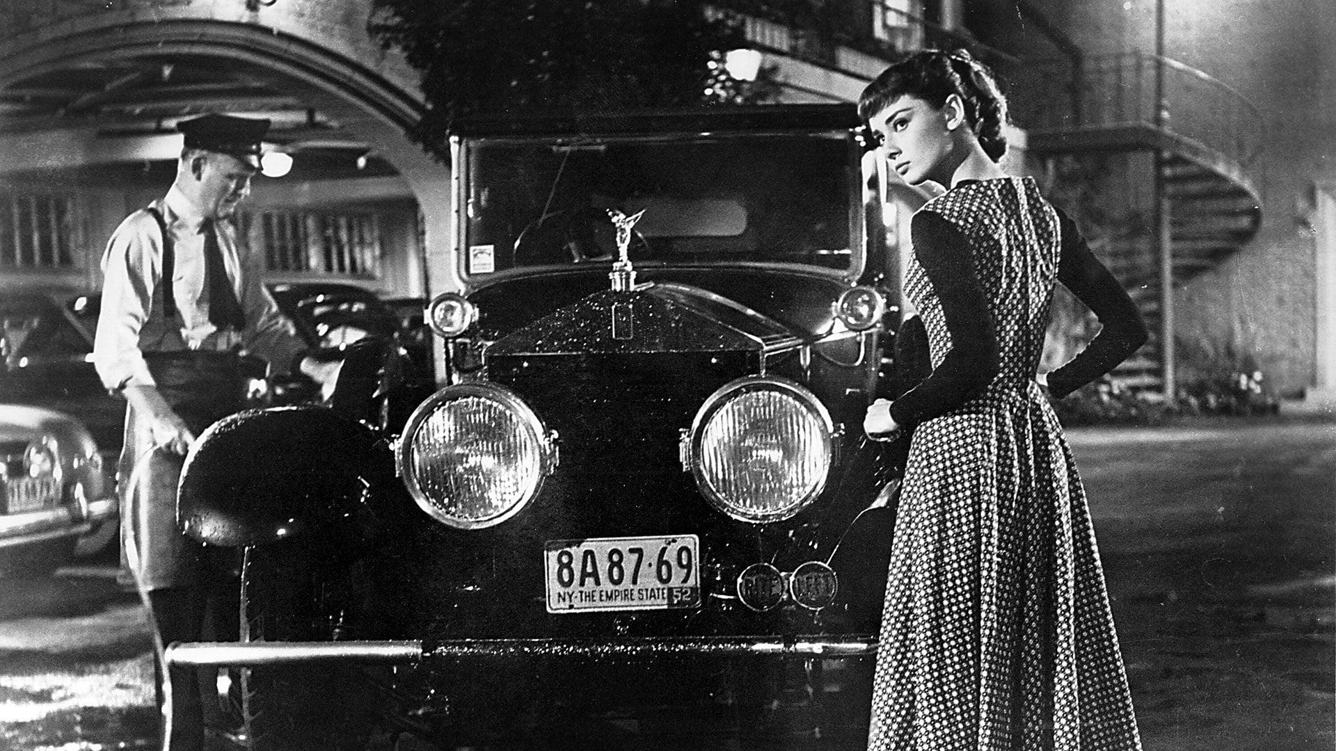 "Scena iš romantiško filmo ""Sabrina"""