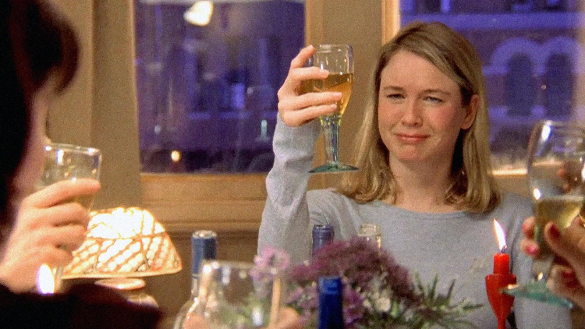 Escena de la pelicula romántica Bridget Jones