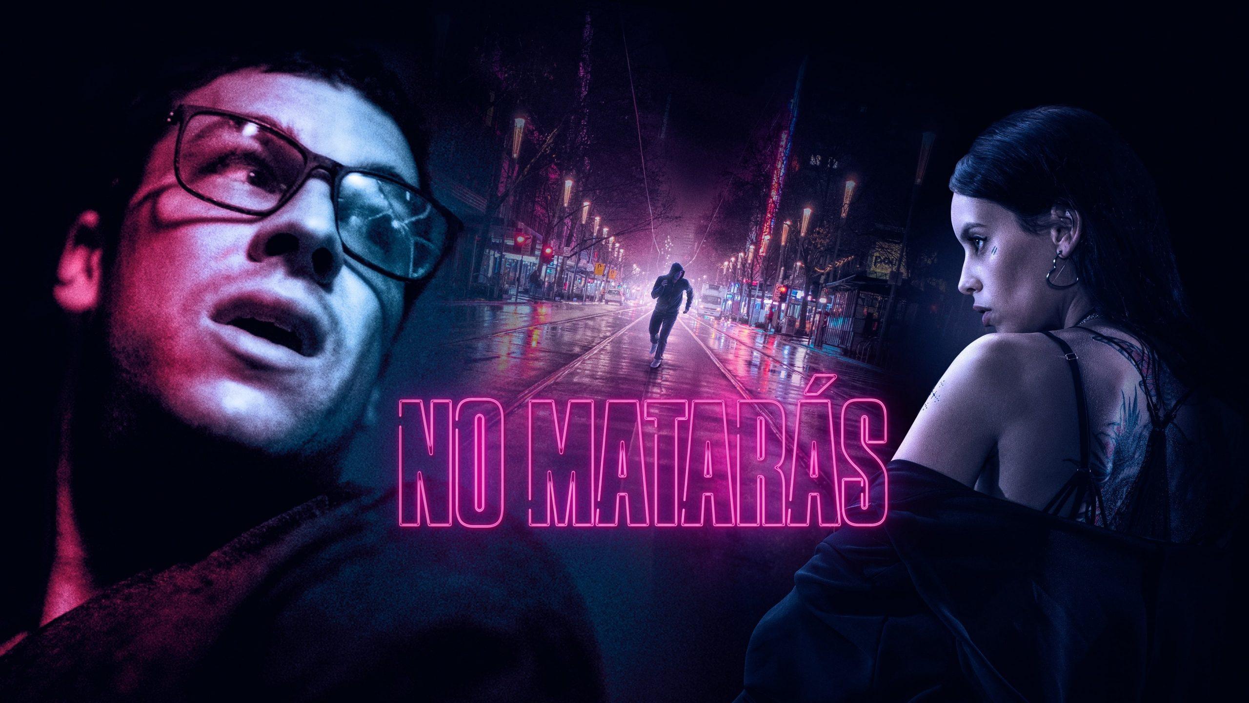 Cartel de la película con los dos protagonistas
