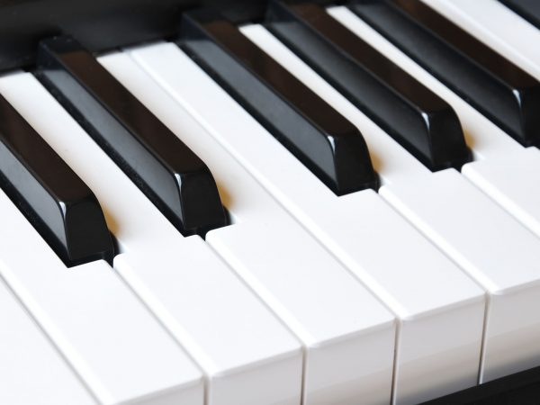11658401 – piano keys;