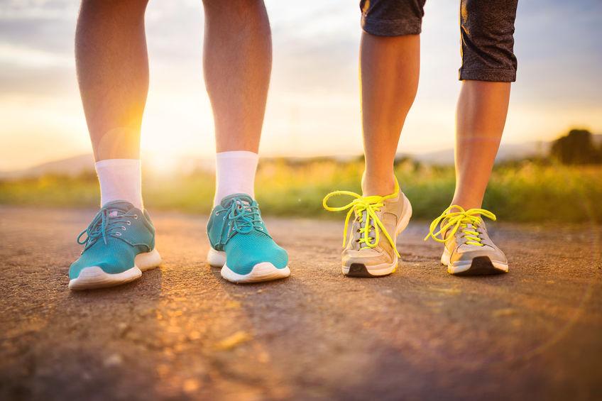 runners pareja