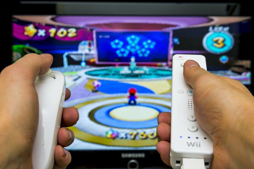 Wii valdikliai