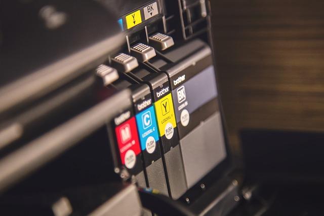 cartuchos de tinta de impresora