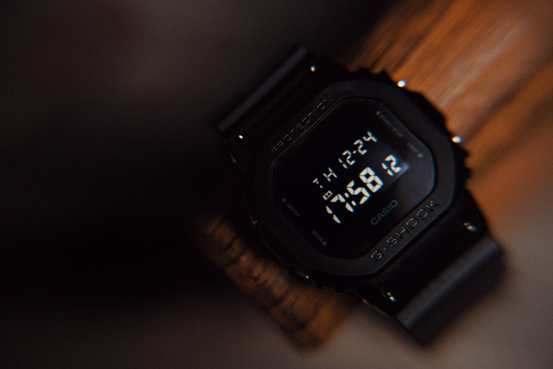 reloj casio digital
