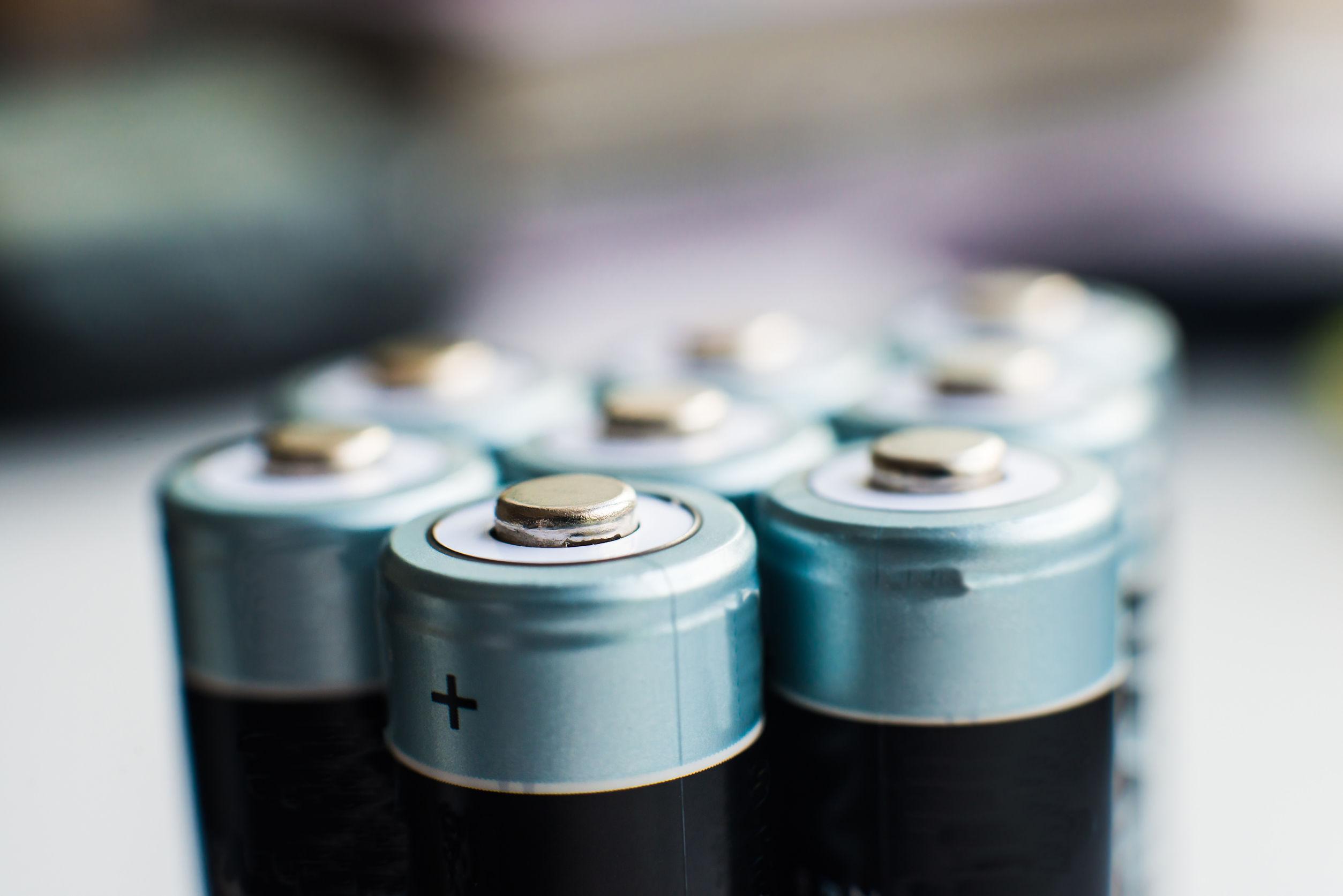 baterias o pilas