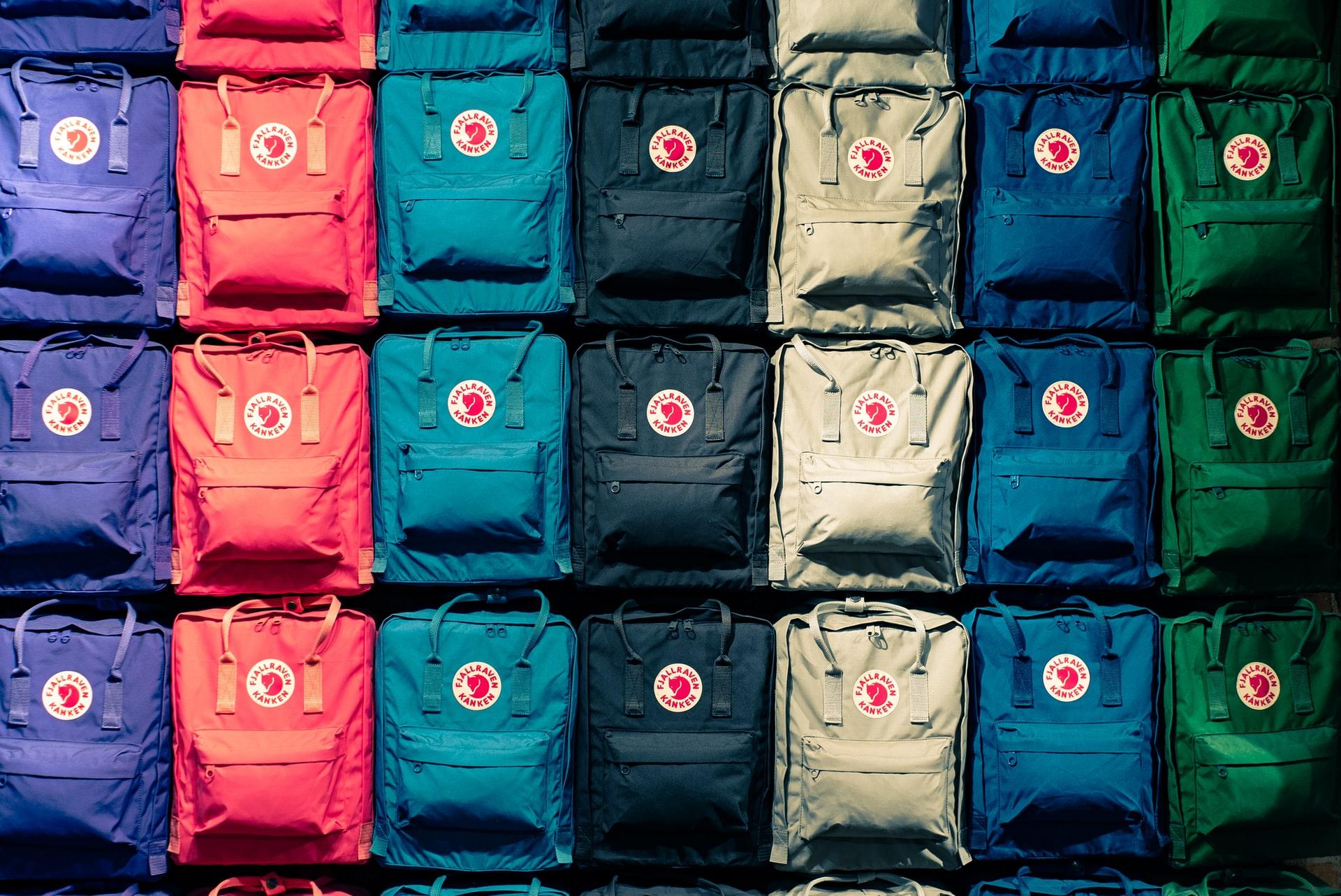 mochilas de marca