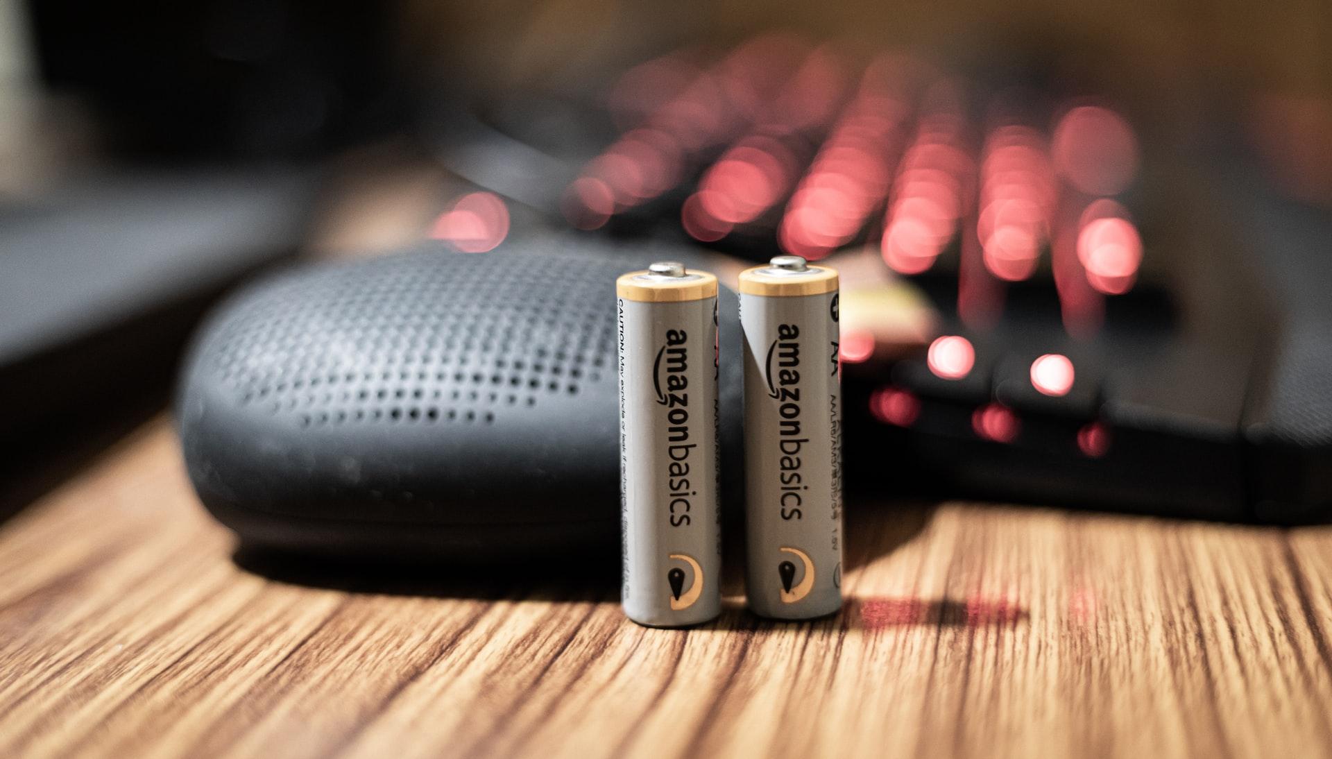 baterias basicas para mouse