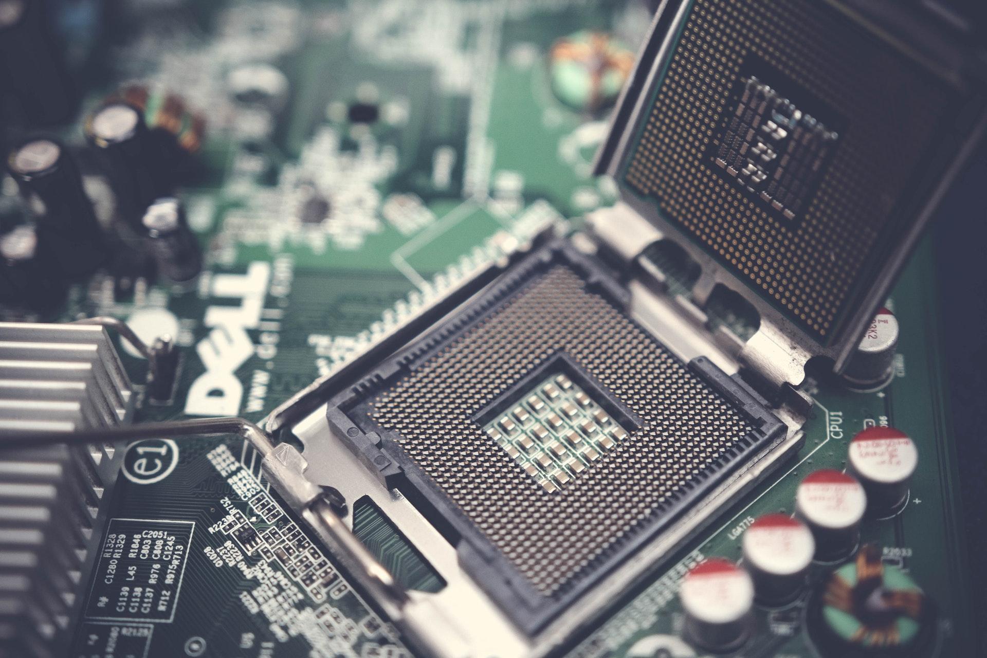 socket de microprocesador