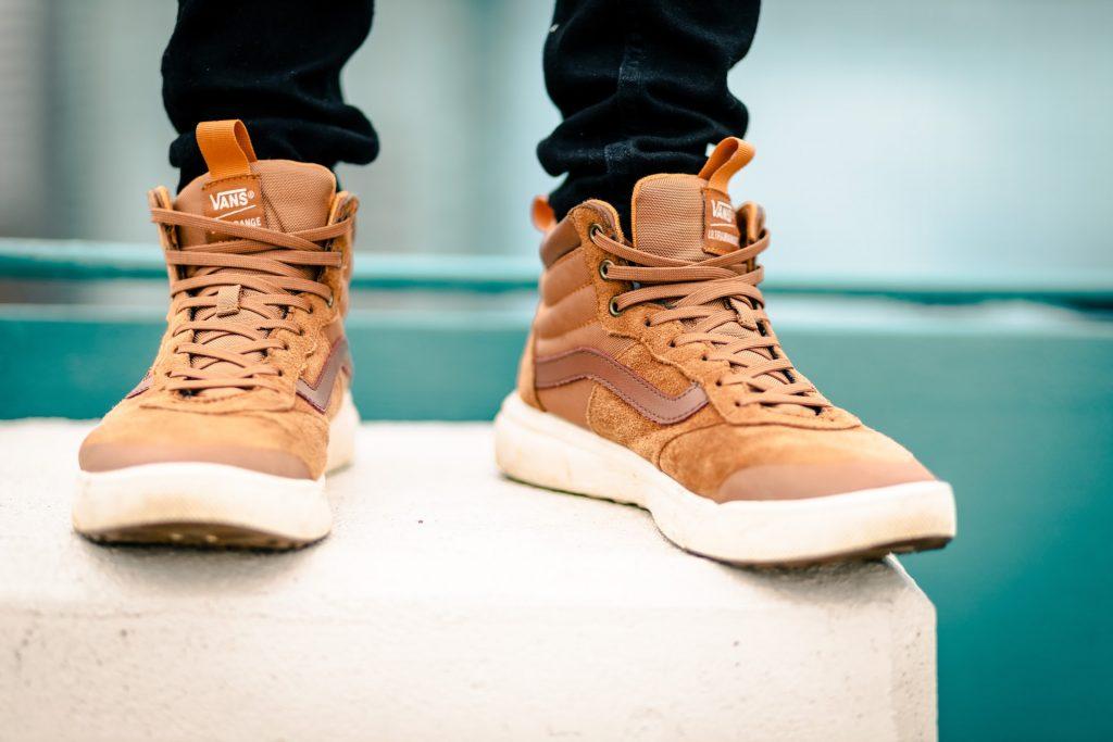 zapatillas vans estilo botines