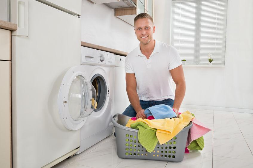 lavadora de casa