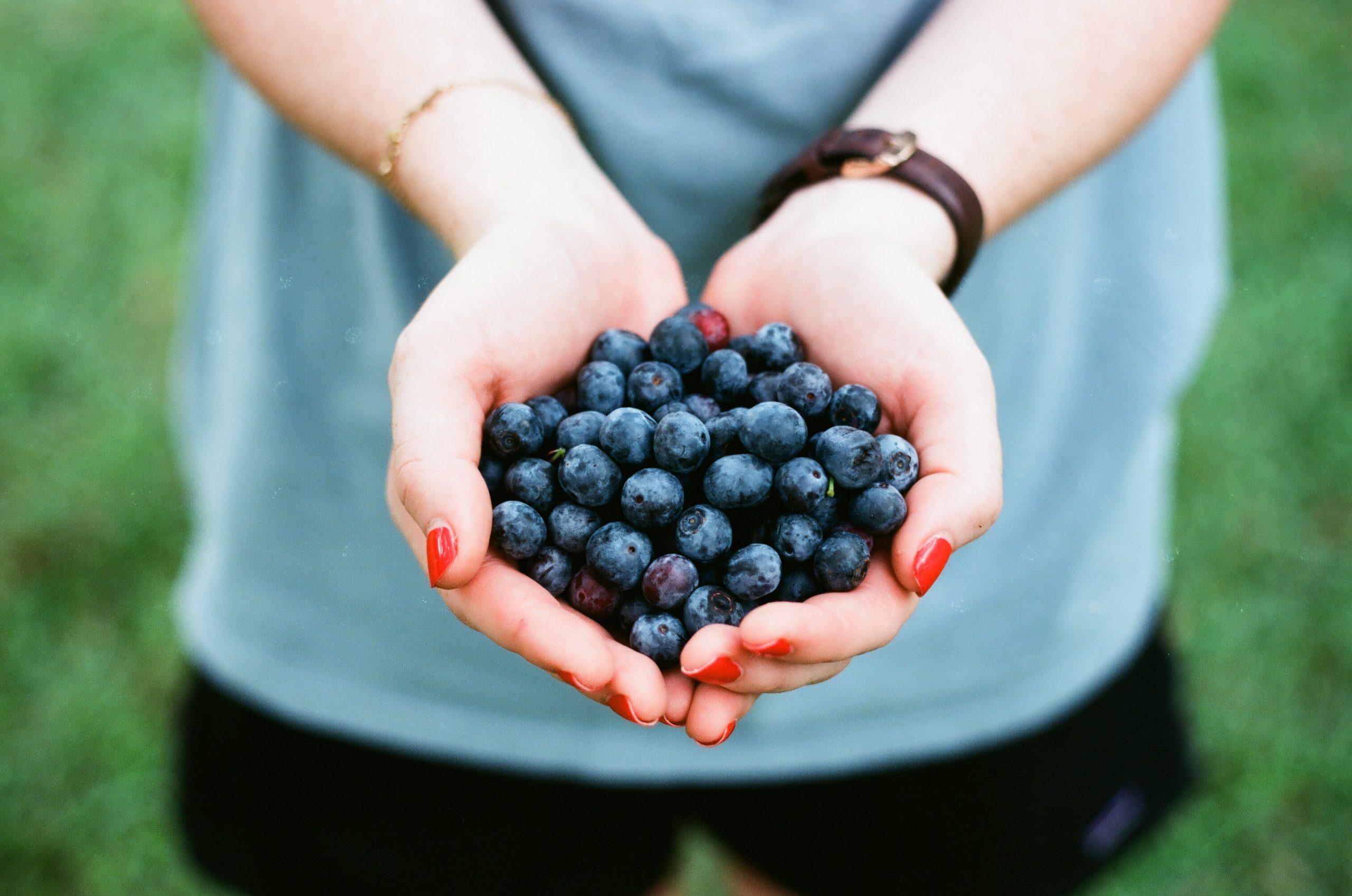 vitamina c en frutas