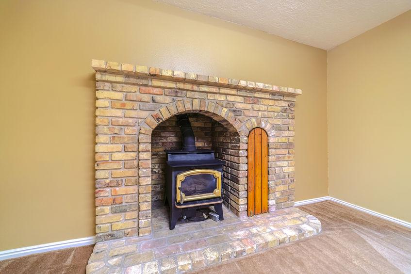 calefactor de casa