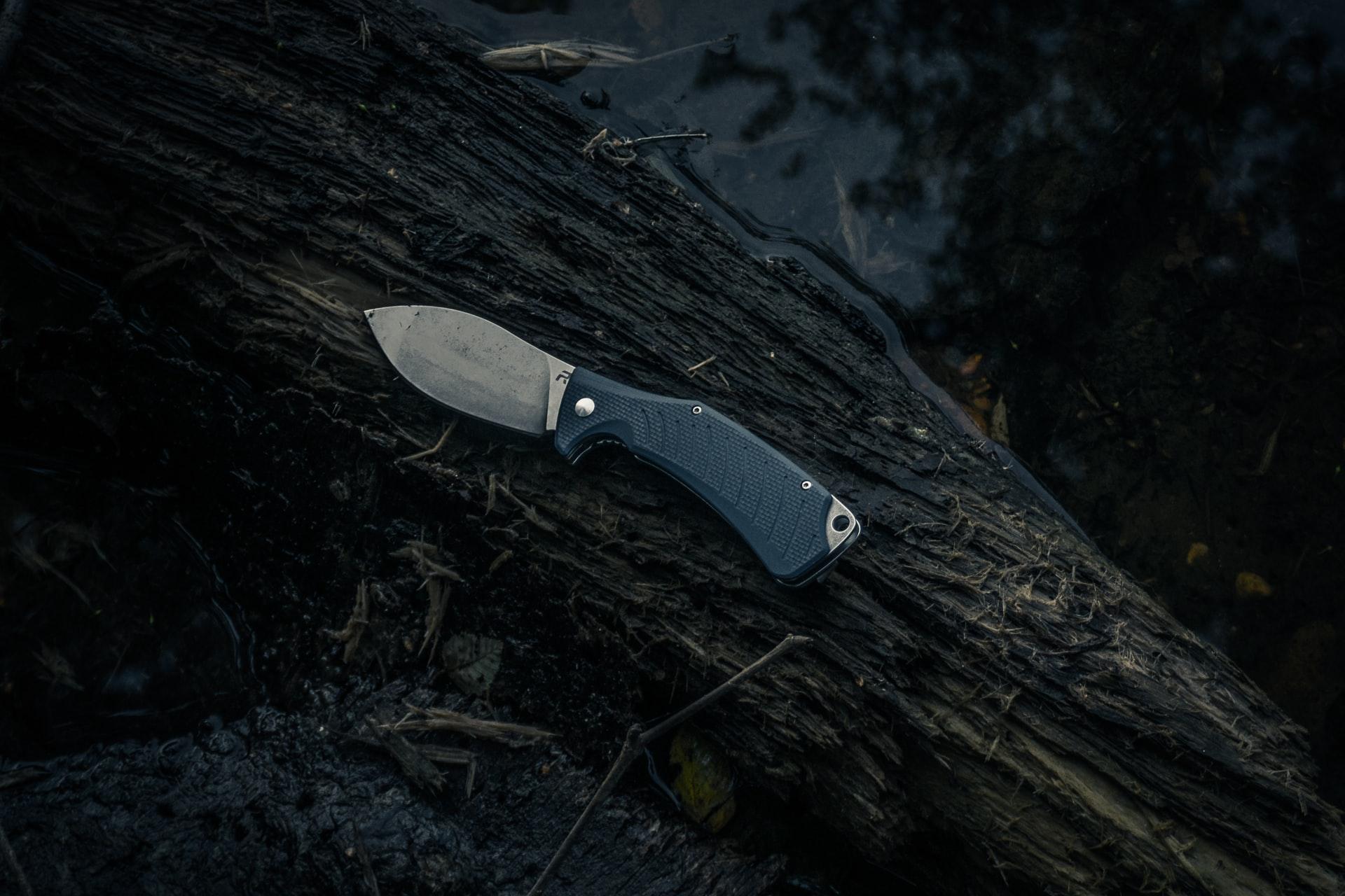 navaja en bosque