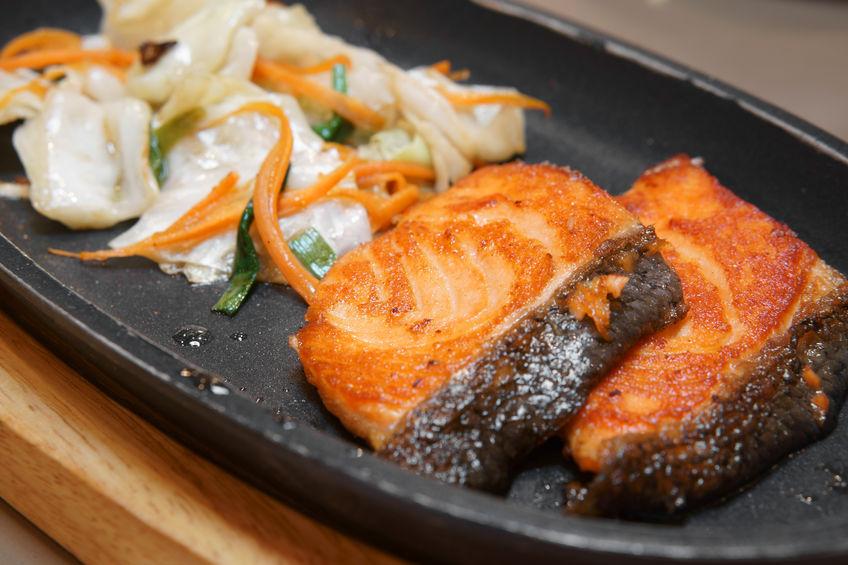 salmon con omega 3