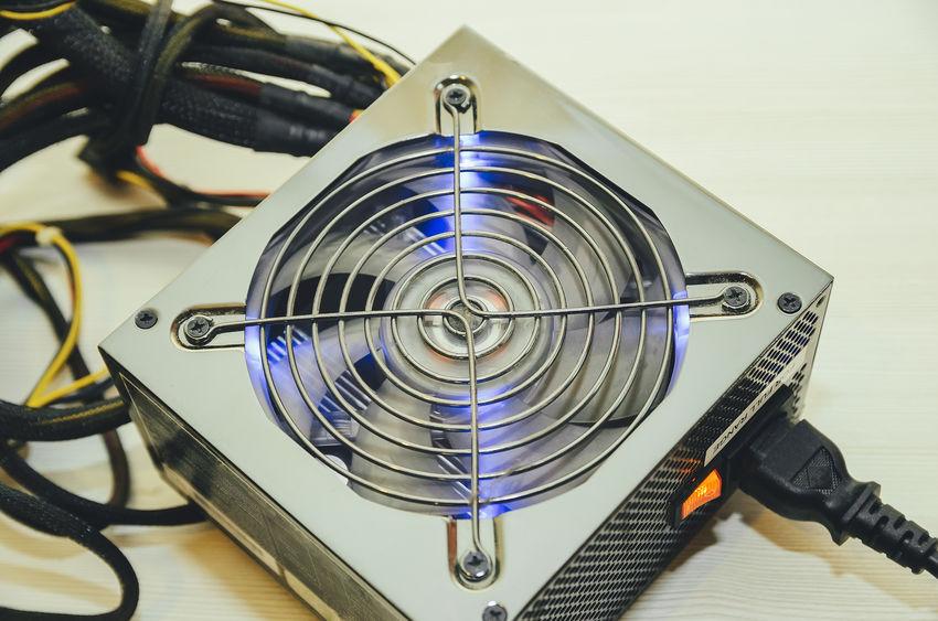 fuente de poder de computadora