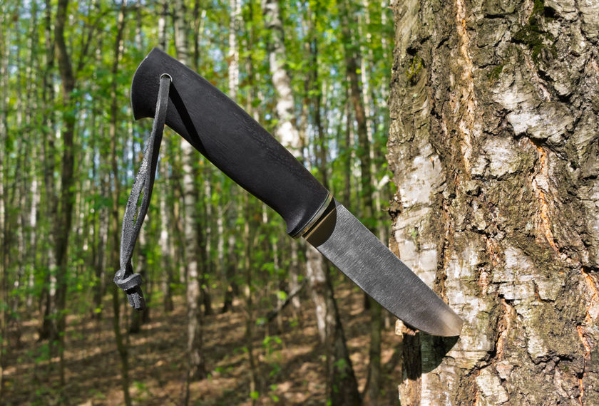 navaja de bosque