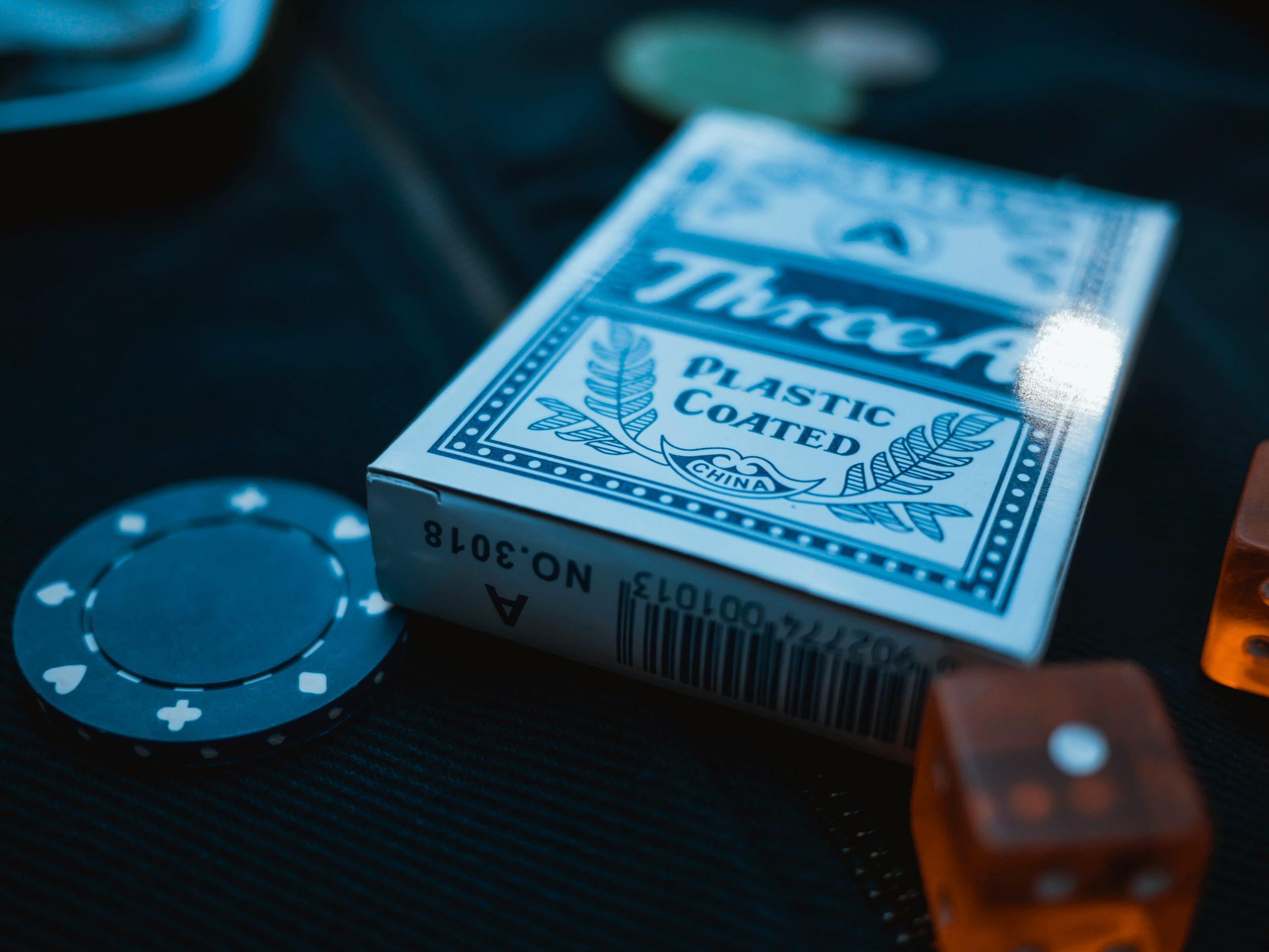 elementos del poker