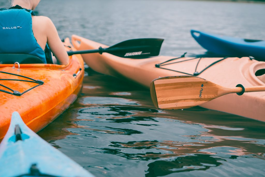 deporte kayak