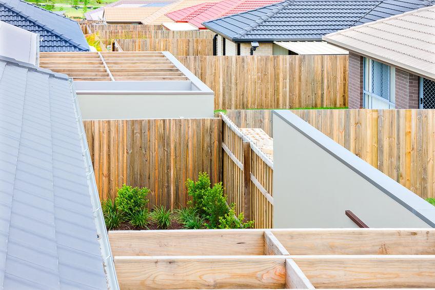 vallas para separar casas