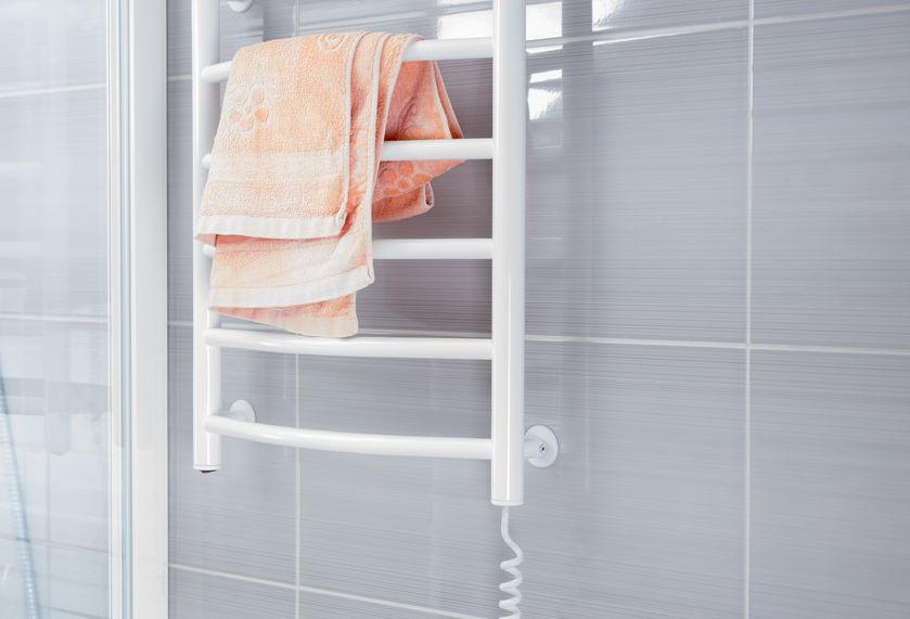 toallero calentador