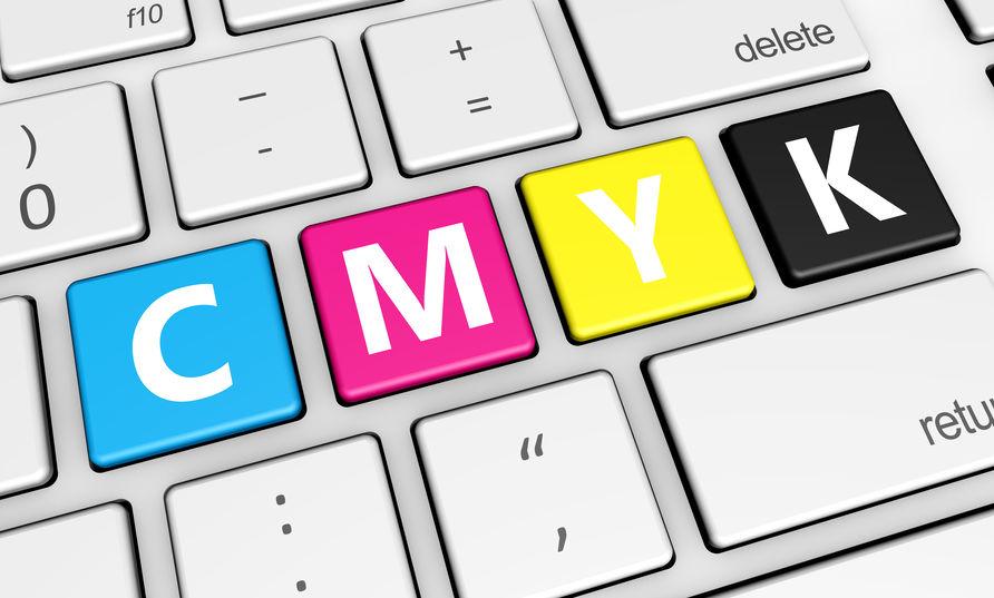 teclado y colores