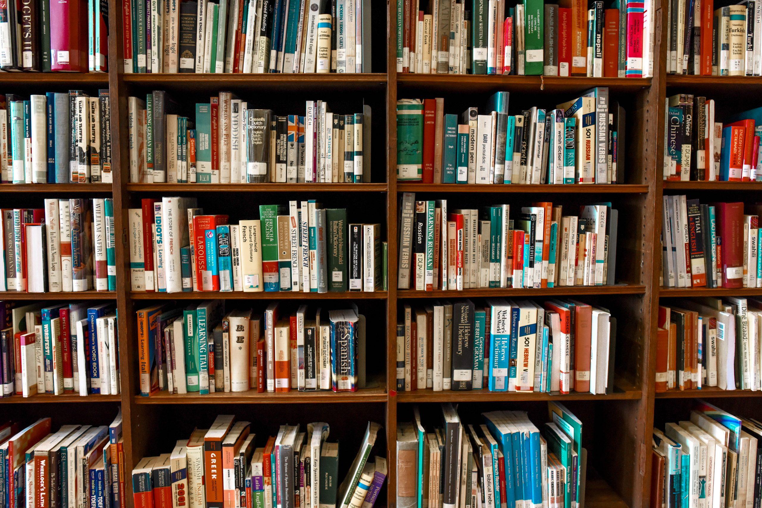 Existen en la actualidad cientos de libros de superación personal