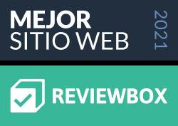Mejor sitio web reviewbox
