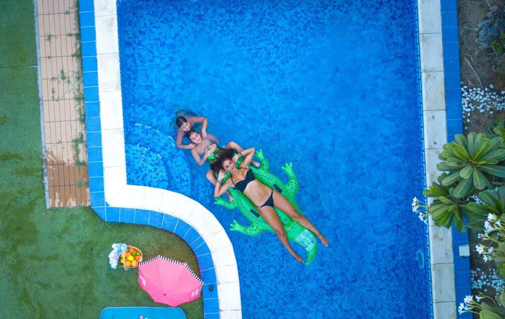 Colchonetas para piscina