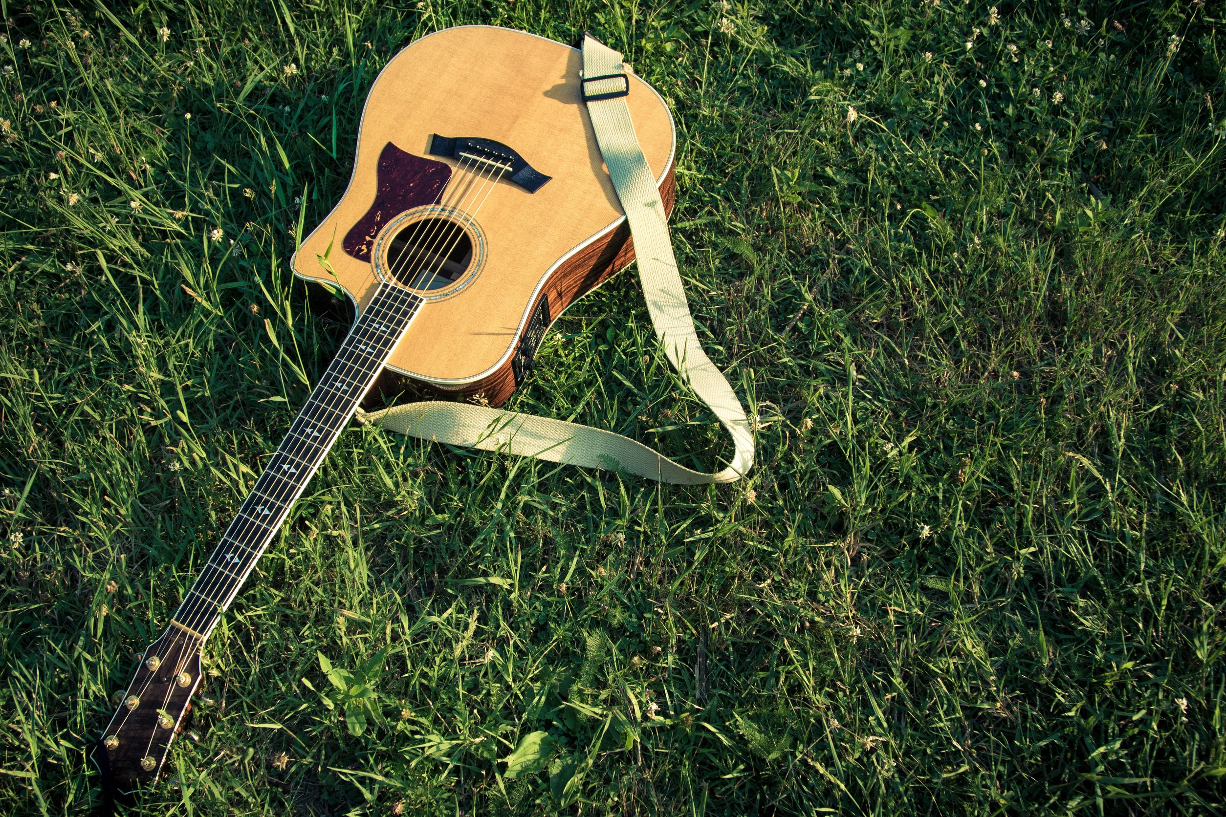 Correa para guitarra