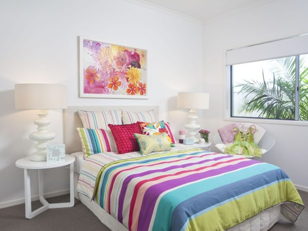 6596243 – childrens bedroom in modern townhouse