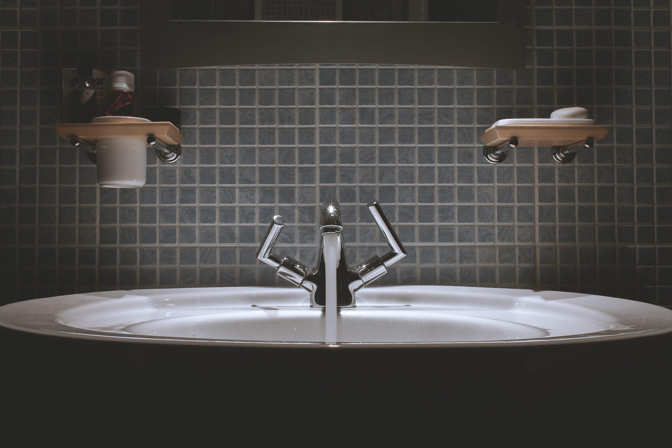 bañera elegante
