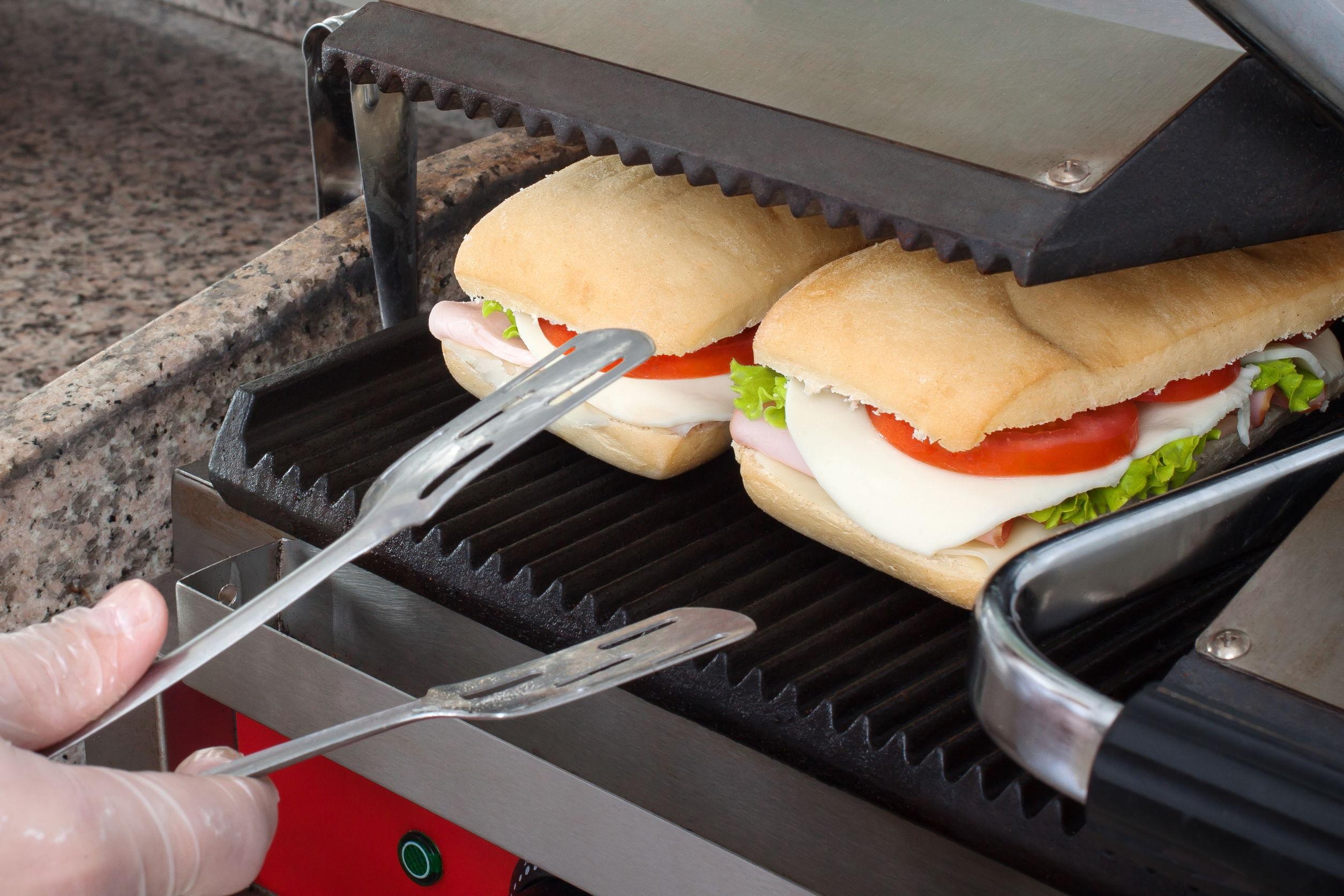 Sandwichera 3 en 1