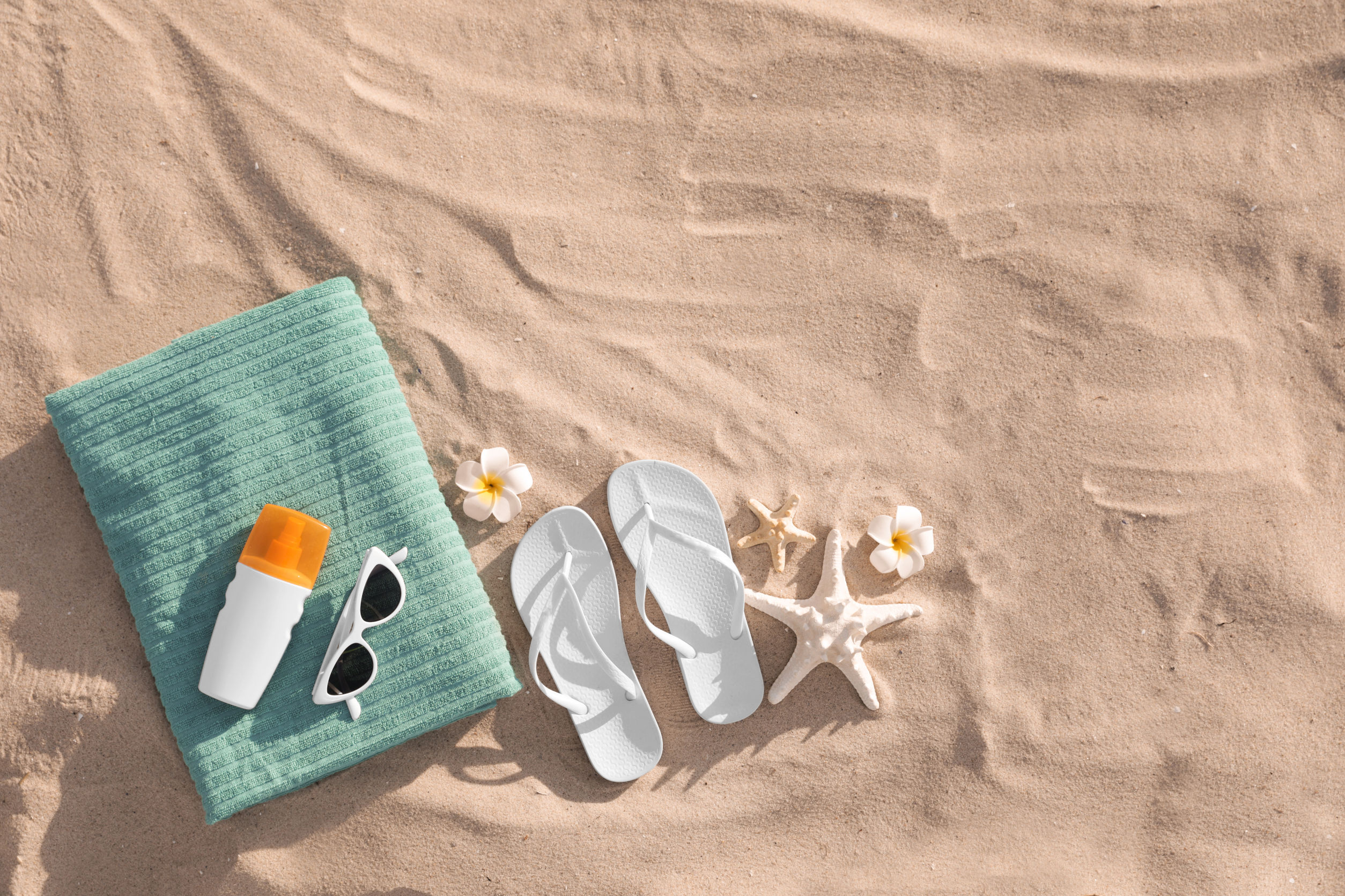 Accesorios de playa
