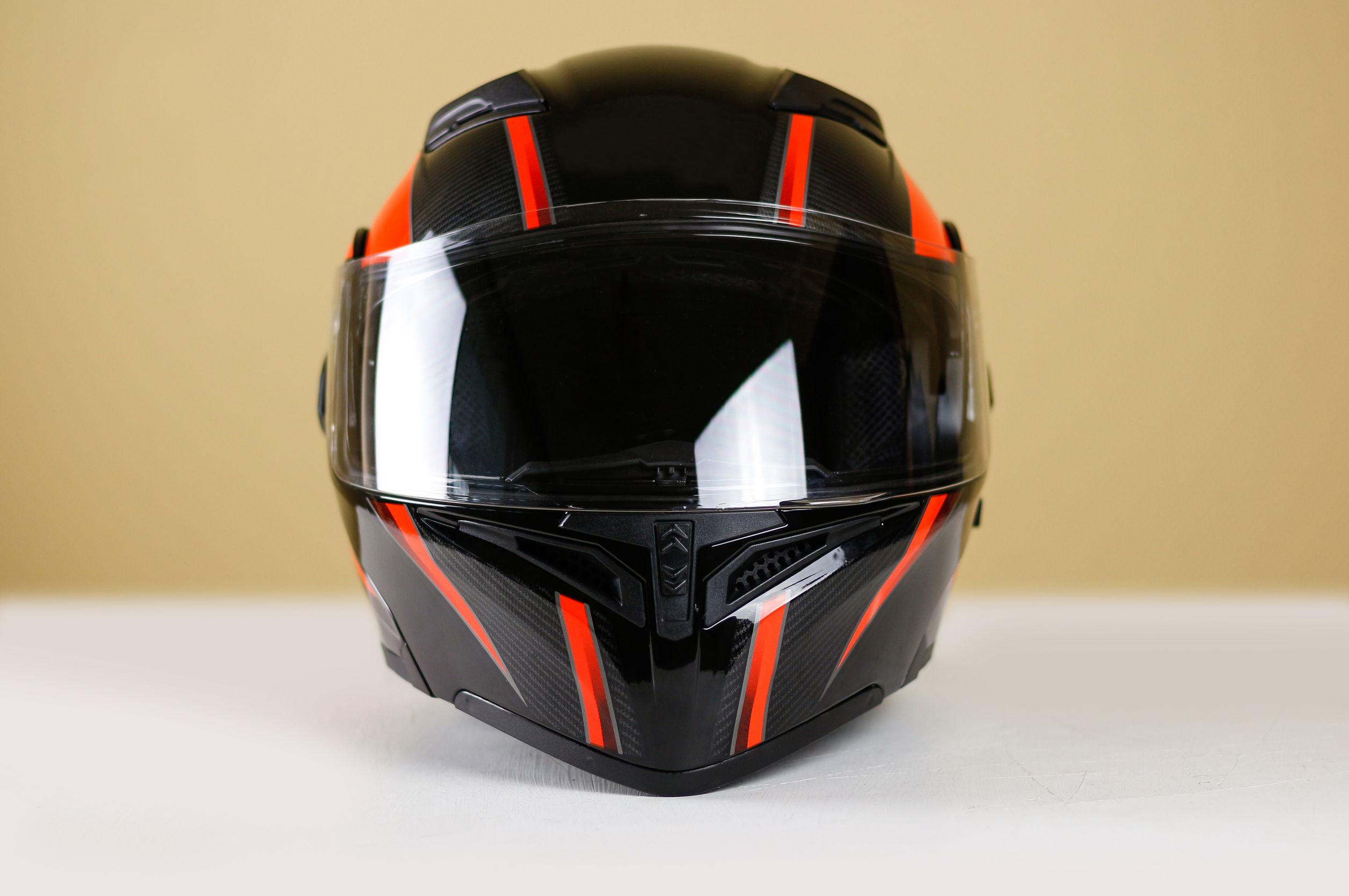 casco integral vintage