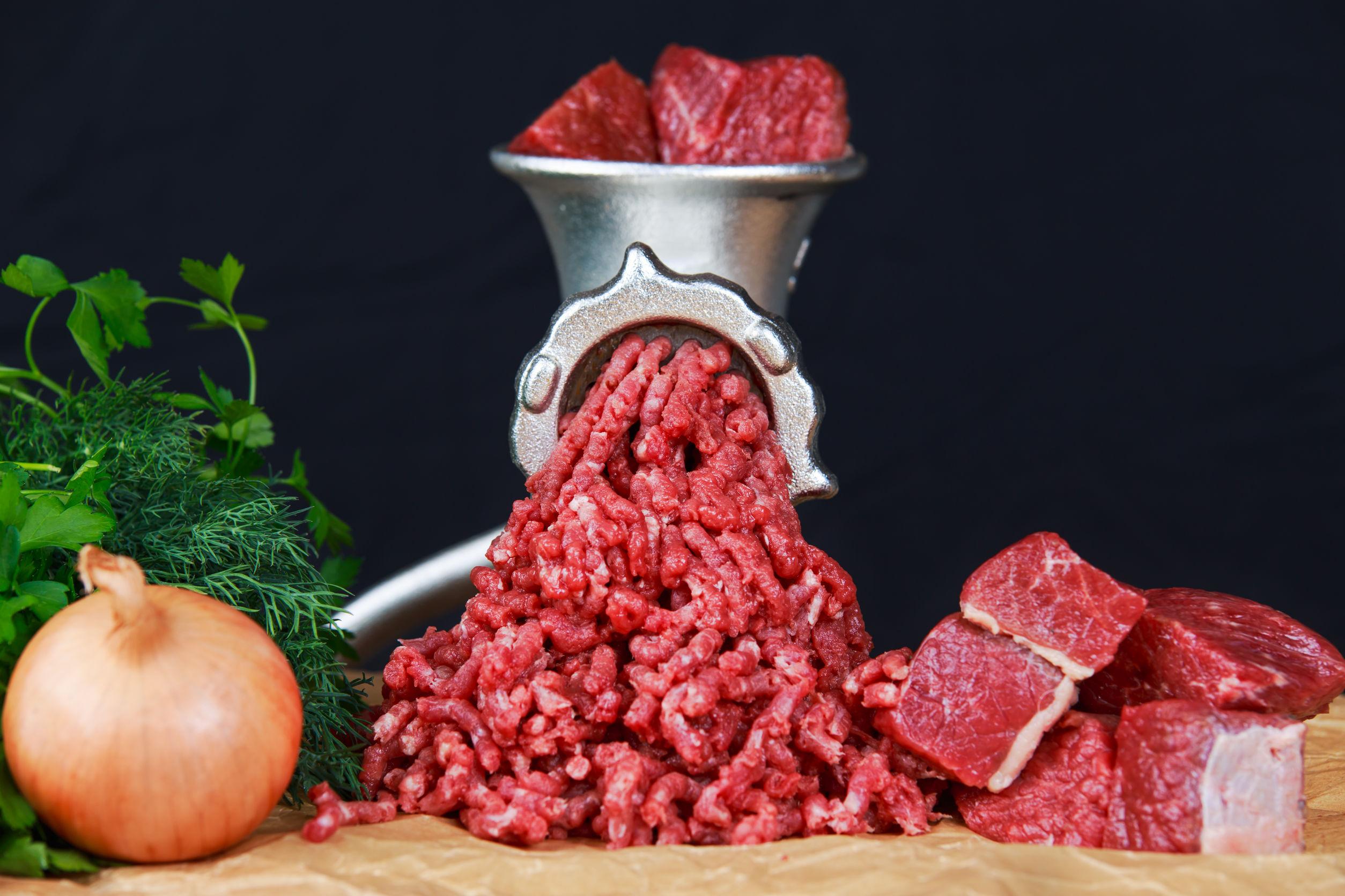 Picadoras de carne electricas
