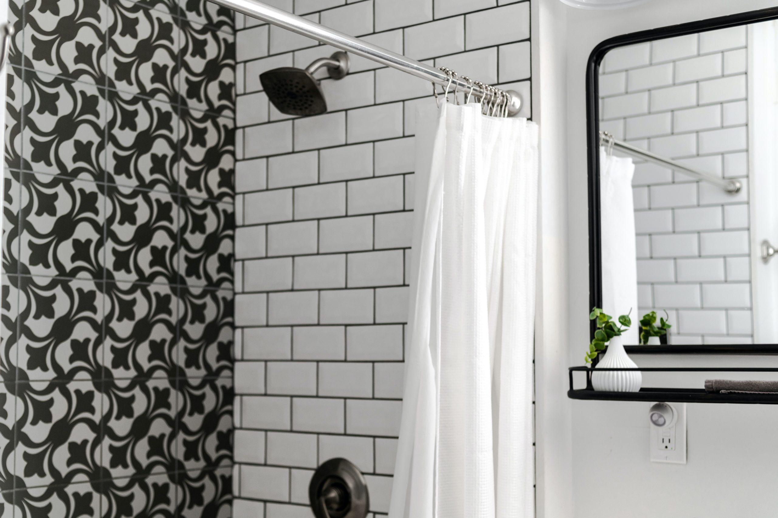 cortinas de de baño