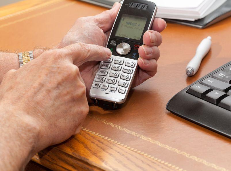 teléfonos inalámbricos dúo