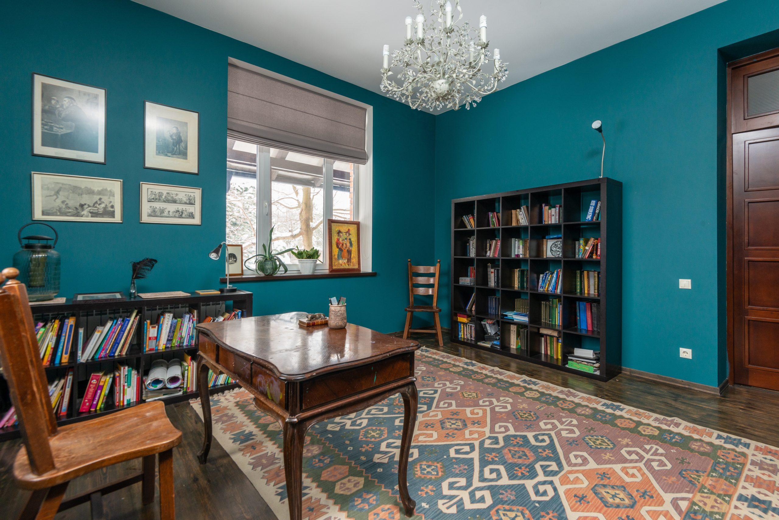 sala de casa moderna