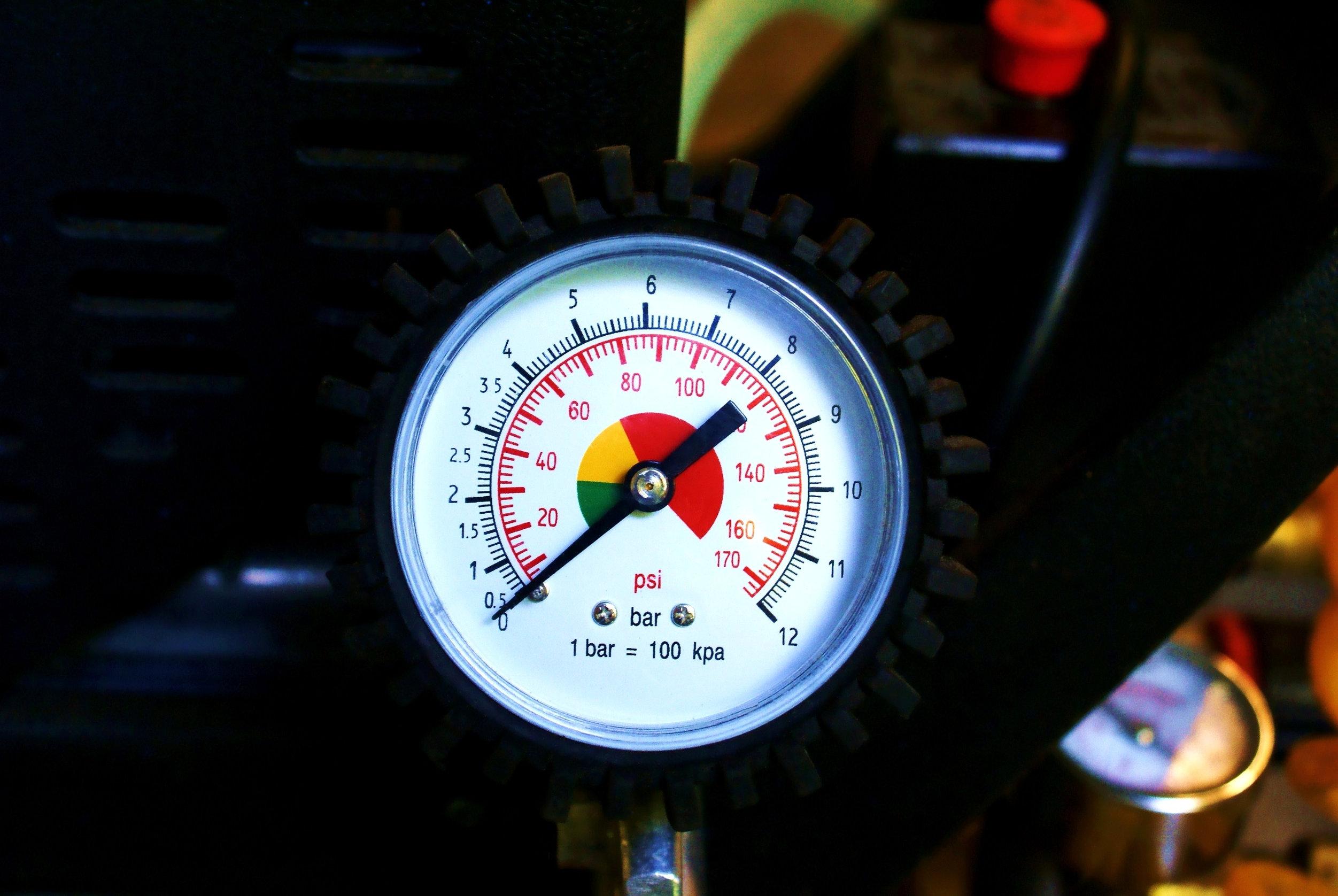 Medidor de oxigeno