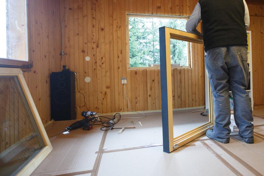 Instalación de ventana