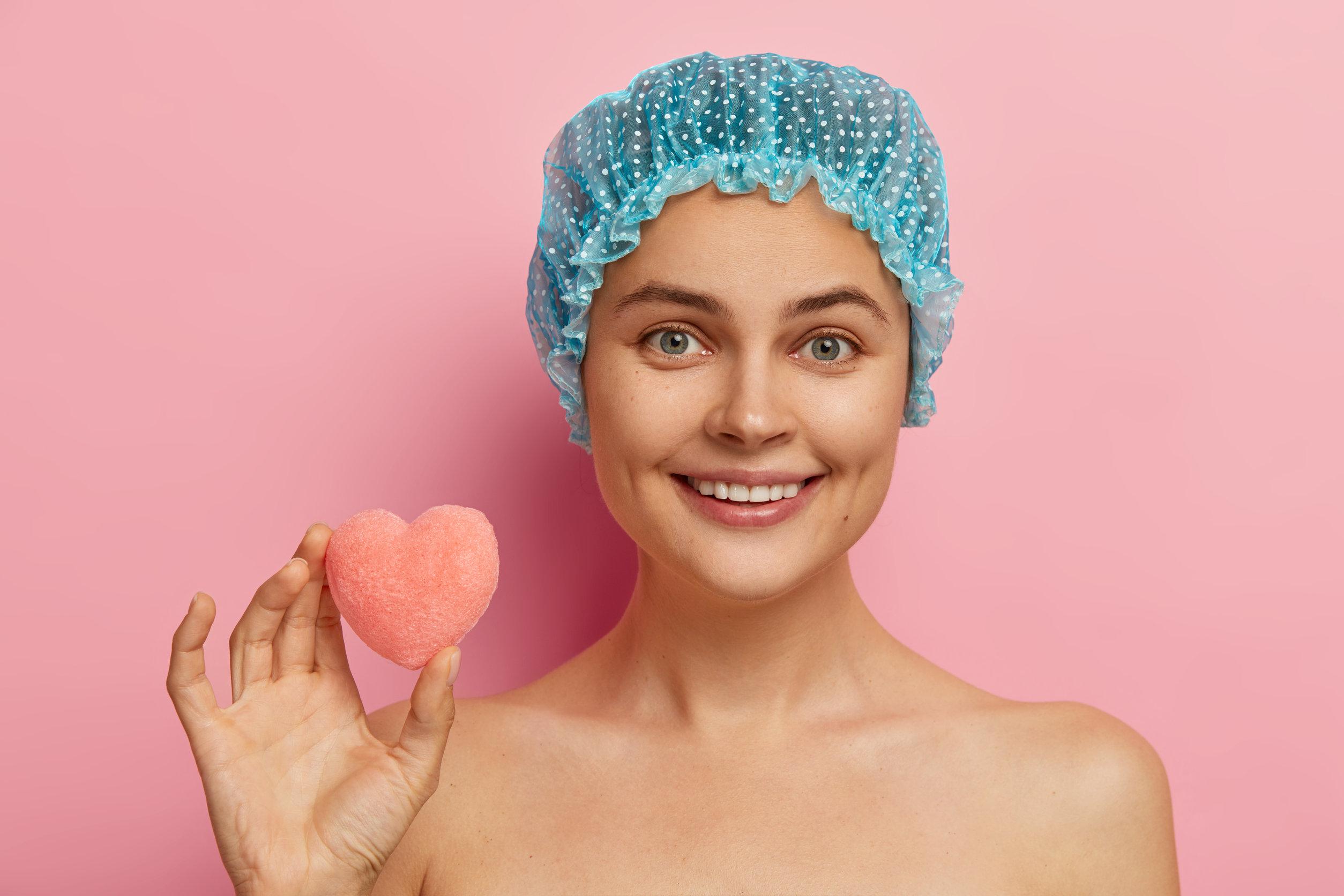 Gorra de baño