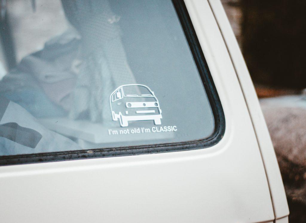 Pegatinas para auto