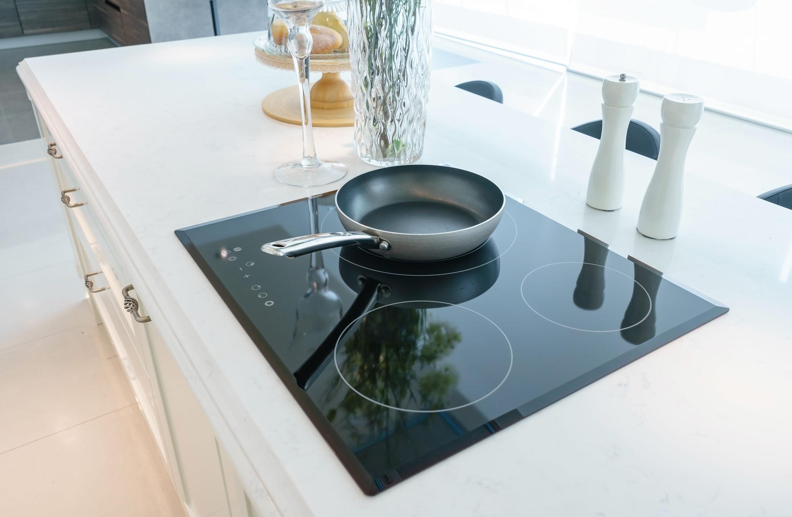 cocina de casa moderna